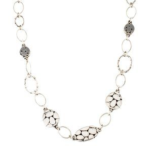 John Hardy Sterling Silver Kali Menari Necklace